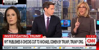 Maggie 'But Her Emails' Haberman Backs Trump On Stormy Payoffs