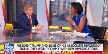 Fox News' Senior Legal Analyst: Democrats Have The Right To Investigate Trump