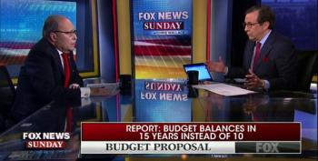 Larry Kudlow Downplays Concerns Over Growing Budget Deficit