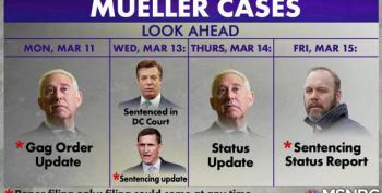 Kasie DC Looks At The Week Ahead In Trump-World Sentencing