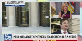 'Outnumbered' Downplays Manafort's Crimes Because It's Not Russian Collusion