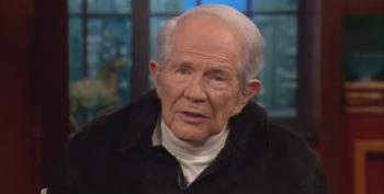 Pat Robertson Attacks 'Social Security'