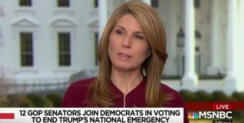 Nicolle Wallace: Senate Rebuke Of Trump May Be Too Little Too Late