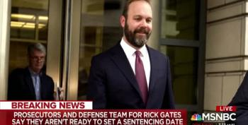 Rick Gates Sentencing Delayed 60 Days; Mueller's Work Continues