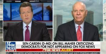 Neil Cavuto Uses Bill Maher Closing To Attack Democrats For Refusing To Debate On Fox