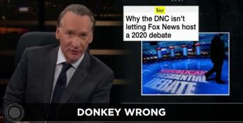 Bill Maher Scolds Democrats For Refusing To Hold Primary Debates On Fox