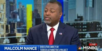 Malcolm Nance Rips Trump To Shreds Over NZ Response