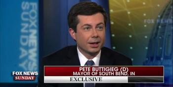 Mayor Pete Buttigieg On Entering The 2020 Presidential Primary