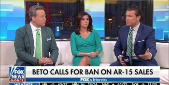 Fox's Pete Hegseth Tells Viewers To Stock Up On AR-15s
