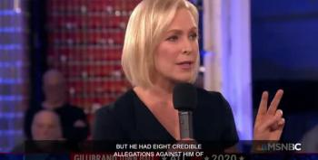 Sen. Gillibrand Speaks Out On Al Franken: 'I Decided To Say It Was Not Okay With Me'
