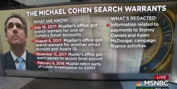 But His Emails! Cohen Warrants Reveal Wide Mueller Probe