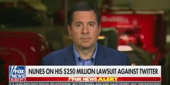 Snowflake Devin Nunes' Tells Hannity About His Ridiculous Lawsuit Against Twitter