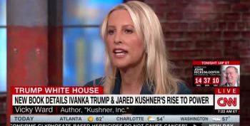 Author Explains Why Jared Kushner And Ivanka Trump Are So Dangerous
