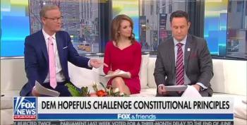 Steve Doocy Goes Full Stupid For Electoral College
