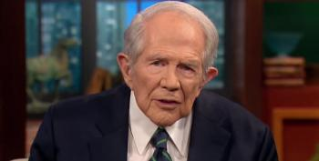 Pat Robertson: Gays Only Exist Because We've Lost  'God'