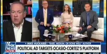 Fox And Friends: There Have Been Allegations Ocasio Cortez Is A 'Manchurian Candidate'