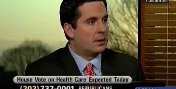 Rep. Devin Nunes Defends Tea Party Protesters Using The N-Word