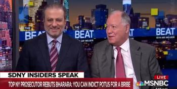 Preet Bharara Reluctantly Admits Trump Could Be Indicted