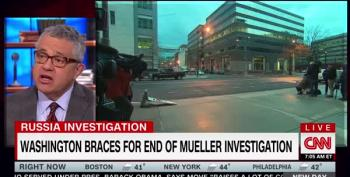 Jeffrey Toobin: Trump Will Claim Vindication, No Matter What