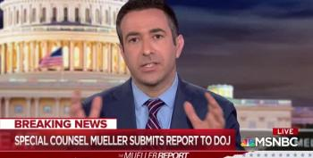Ari Melber Puts The Conclusion Of The Mueller Report In Perspective