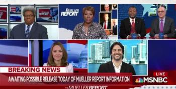AM Joy Panel Wrangles Frustration With Mueller Report Into Key Question About Trump And Russia