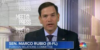 Marco Rubio On North Korean Sanctions: 'I've Never Seen This Before'