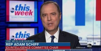 Adam Schiff: Giuliani 'Would Be Wise To Wait Until The Report Is Made Public' Before Making Pronouncements On Vindication