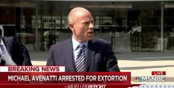 'My Head Is Exploding!' Ali Velshi Reports On Avenatti Extortion Charges