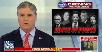 Hannity Screaming For More Hillary Clinton Investigations