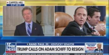 Rand Paul Demands Investigating 'Obama Era Officials' Before Releasing Full Mueller Report