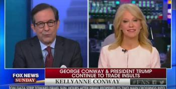 The Conways' Soap Opera Makes Fox News