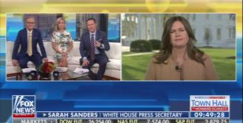 Fox And Friends Promotes King Trump: 'Under His Reign'