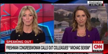 Rep. Katie Hill Describes Casual Sexism On Capitol Hill