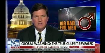 Tucker Questions Why Feminists Get To Be Scientists