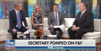 Mike Pompeo Whines About Being Dis-invited To James Foley Awards Over Khashoggi Murder