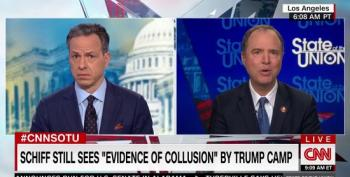 Rep. Schiff: 'No Apology' For Investigating Trump's 'Corruption And Malfeasance'