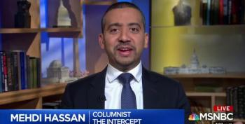 Mehdi Hasan: Refusal To Release Mueller Report Fits In With Everything We've Seen Over The Last Few Years
