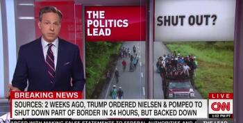 Obsessed Trump Ordered Nielsen To Break The Law, Continue Family Separations