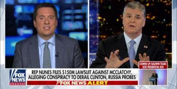 Devin Nunes Files $150m Lawsuit Against McClatchy And Others