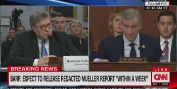 Democrat Slams William Barr Over Obamacare Lawsuit: 'You're Not A Health Care Policy Expert'