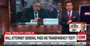 Transparency?  With AG Barr, 'Trust -- But Verify'
