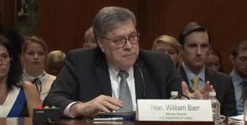 AG Barr Exposes Himself As A Tool For Trump With ACA Testimony