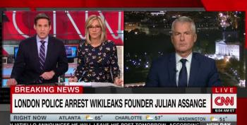 Phil Mudd: Assange Arrest Brings Up Freedom Of Press Issues