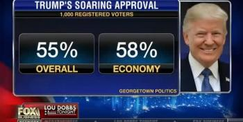 Lou Dobbs Should Be Suspended Or Fired For His Poll Stunt