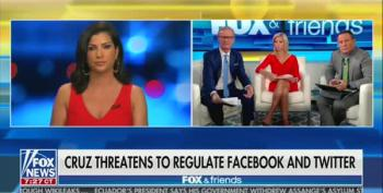 Dana Loesch Suddenly Favors Government Regulation Of Twitter