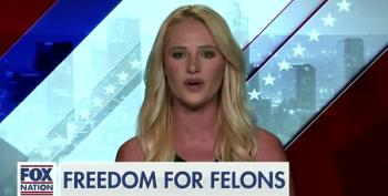 Tomi Lahren Has A Tantrum About Former Felons Getting To Vote