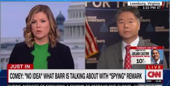 Rep. Ted Lieu Lays Into AG Bill Barr's Whack Conspiracy Theories