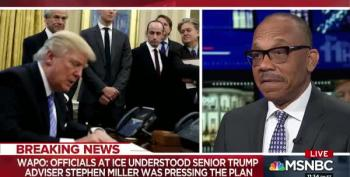 Trump, Miller Wanted To Send Migrants To Sanctuary Cities UPDATED They Still Do