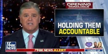 Hannity Does His Best To Absolve Assange The Day After His Arrest