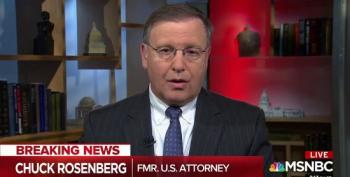 Chuck Rosenberg: Pardons Now Being Used As A Projection Of Presidential Power